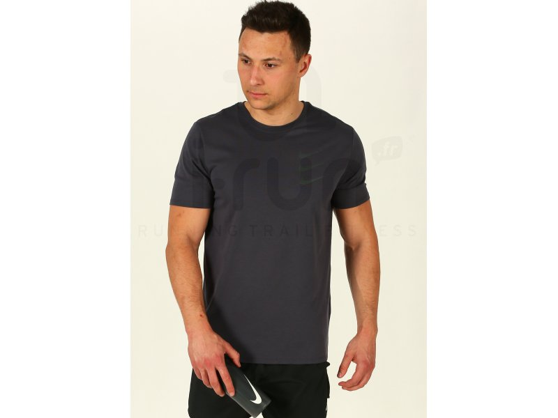 Homme Wpzktoxiu Nike Grisargent Run Dry Pas M Cher Division 76vbfygY