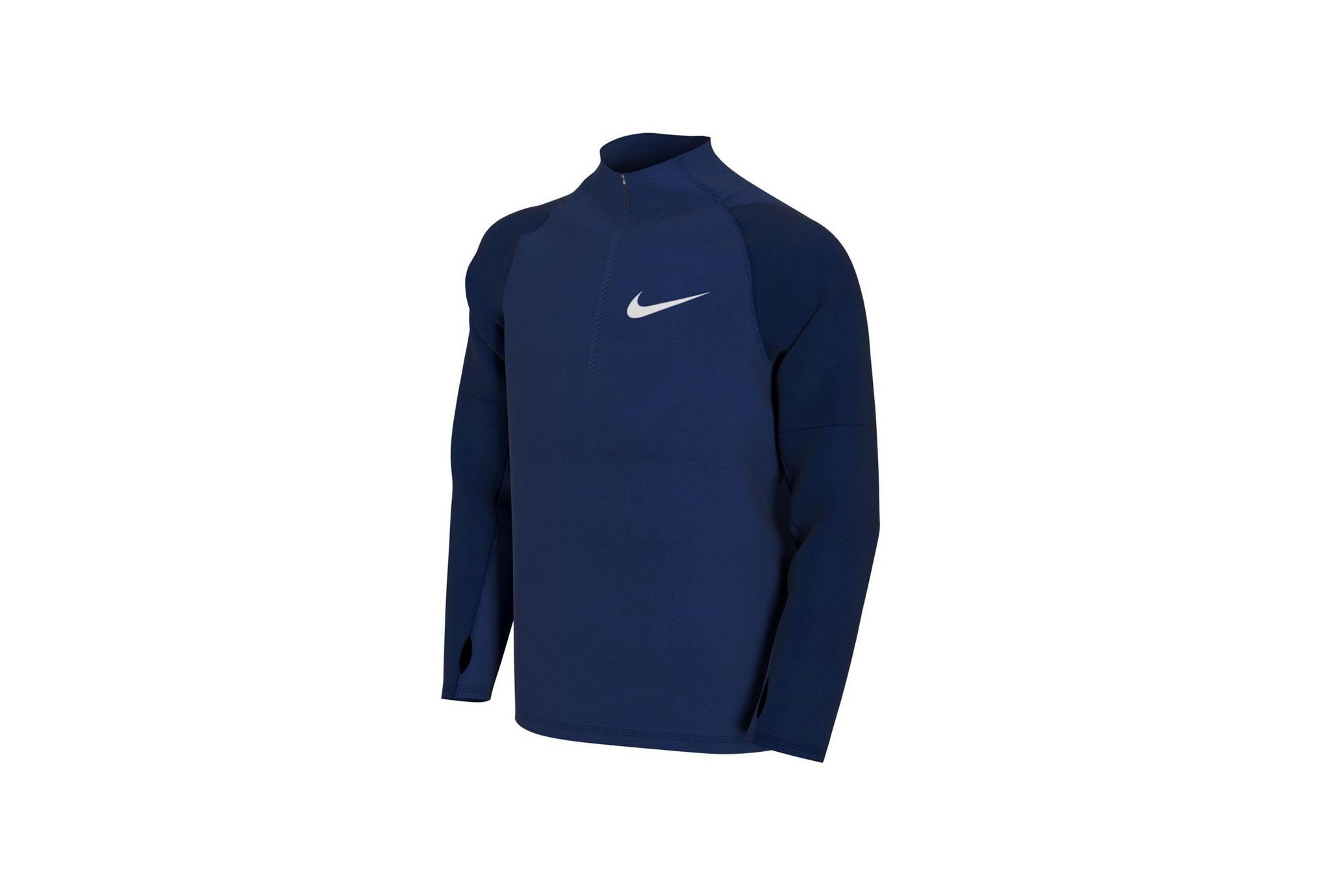 Nike Dry Top HZ 1/2 Zip Junior vêtement running homme