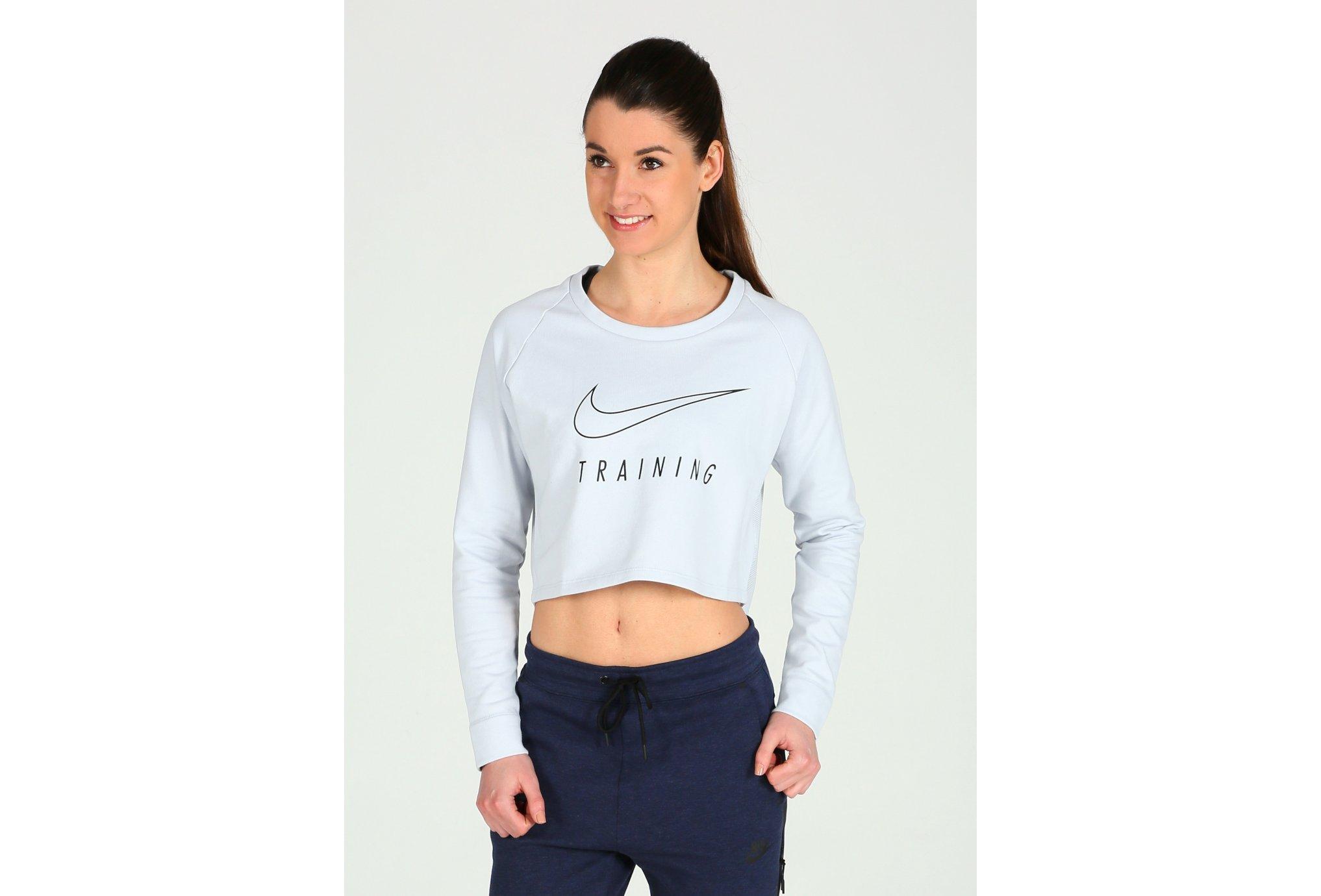 Nike Dry Training Top W Diététique Vêtements femme