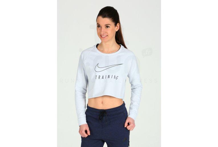 Reembolso Adolescencia Refrigerar  Nike Camiseta manga larga Dry Training Top en promoción   Mujer Ropa Gym /  Fitness Nike
