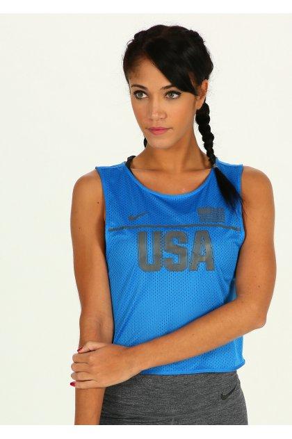 Nike Camiseta sin mangas Dry