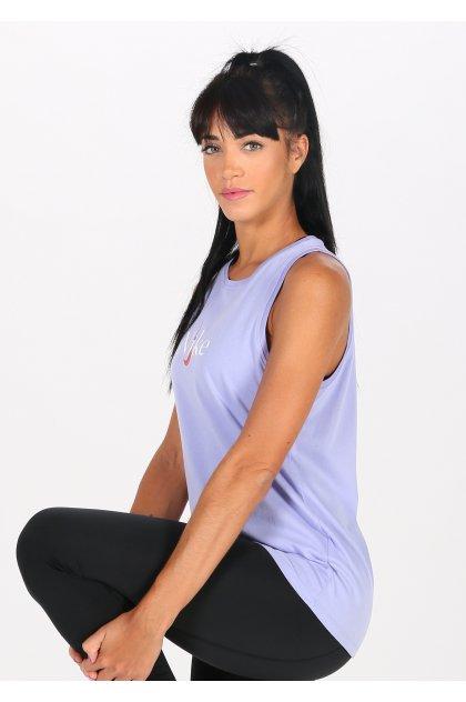 Nike camiseta de tirantes Dry Yoga 3