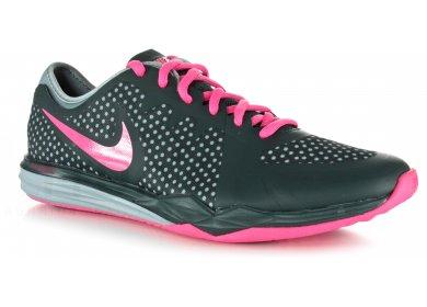 Nike Dual Fusion TR 3, Chaussures de Course Femmes, Noir