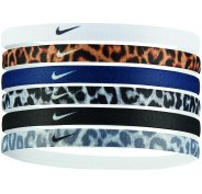 Nike Elastiques Hairbands Printed X6