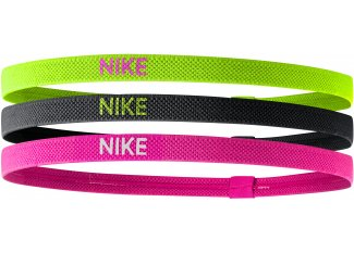 Nike Gomas de pelo Hairbands x3