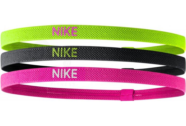 Nike Gomas de pelo Hairbands x3