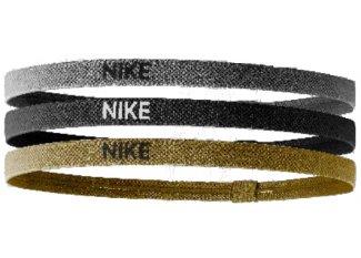 Nike Cintas para el pelo Hairbands x3