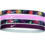 Nike Elastiques Hairbands x4