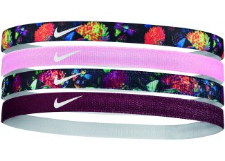 Nike Cintas para el pelo Hairbands x4