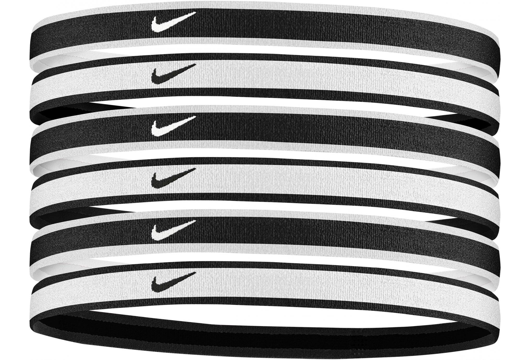 Nike Elastiques Headband Swoosh 2.0 X6 Casquettes / bandeaux