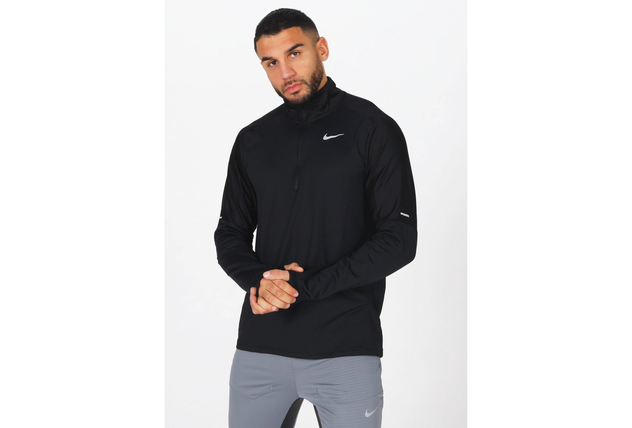 Nike Element 1/2 Zip M vêtement running homme