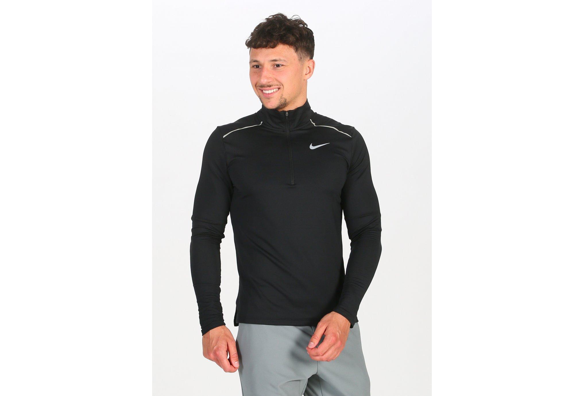 Nike Element Crew 3.0 1/2 Zip vêtement running homme