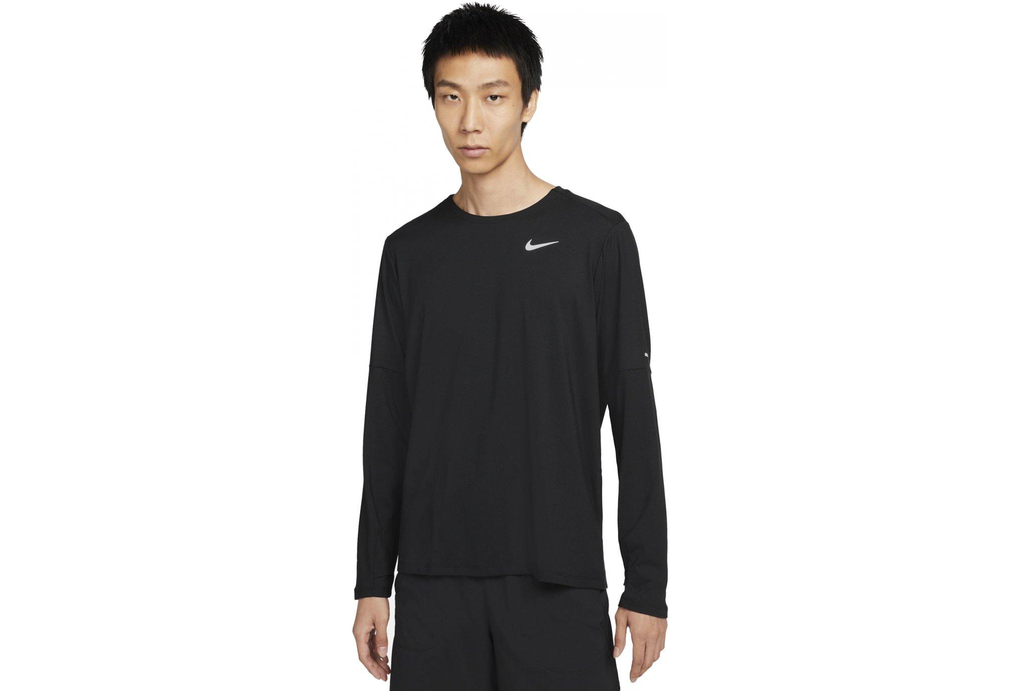 Nike Element Crew M vêtement running homme