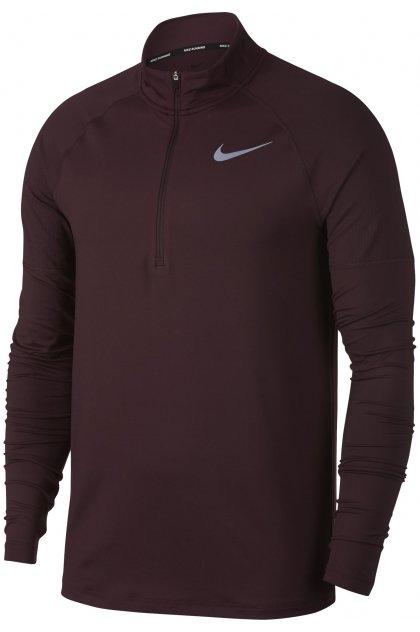 Nike camiseta manga larga Element Half Zip