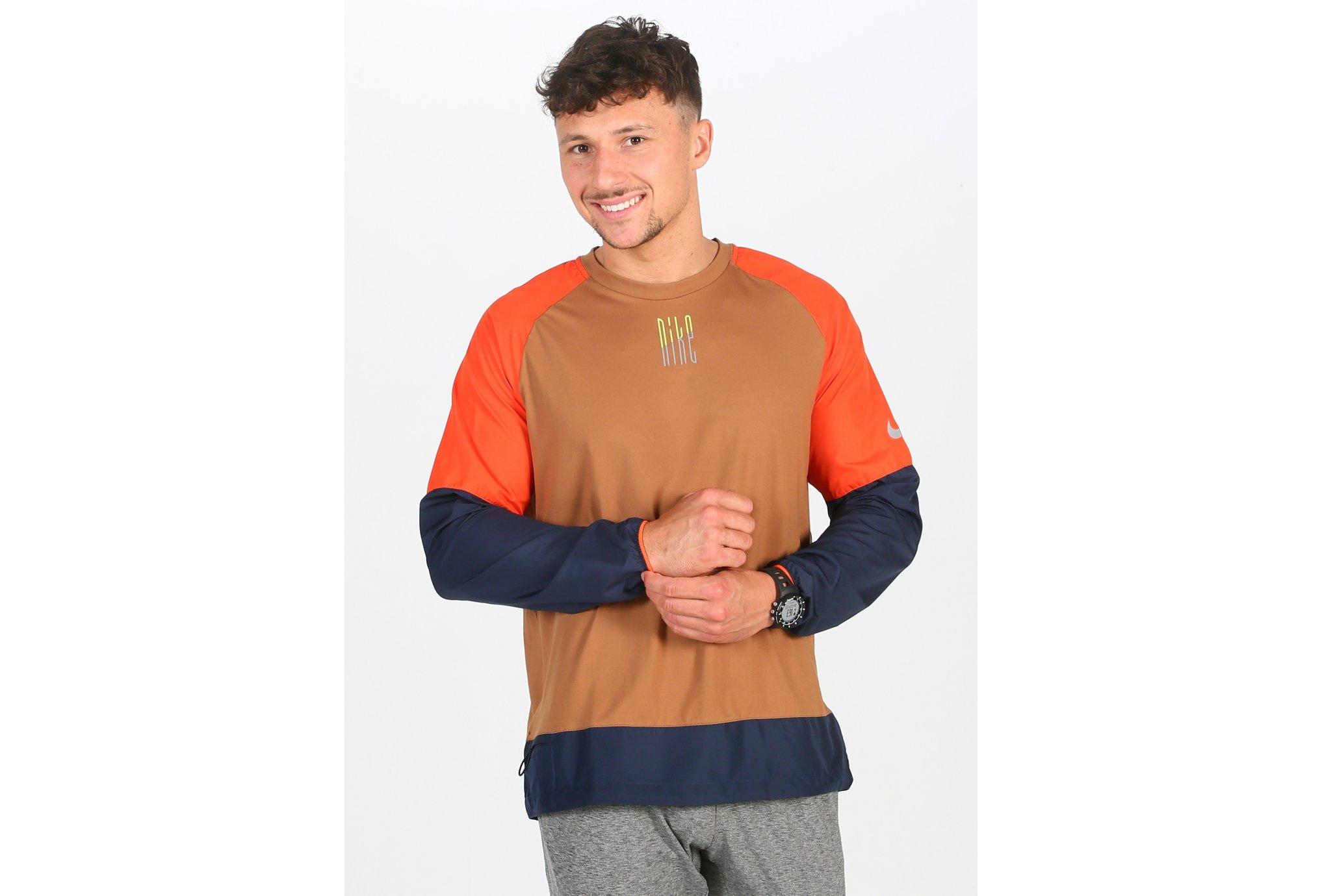 Nike Element Mix Crew M Diététique Vêtements homme