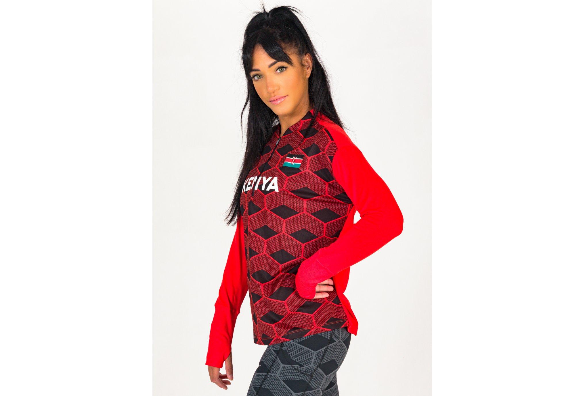 Nike Element Team Kenya W vêtement running femme
