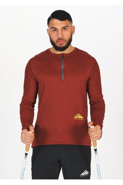 Nike camiseta manga larga Element Trail