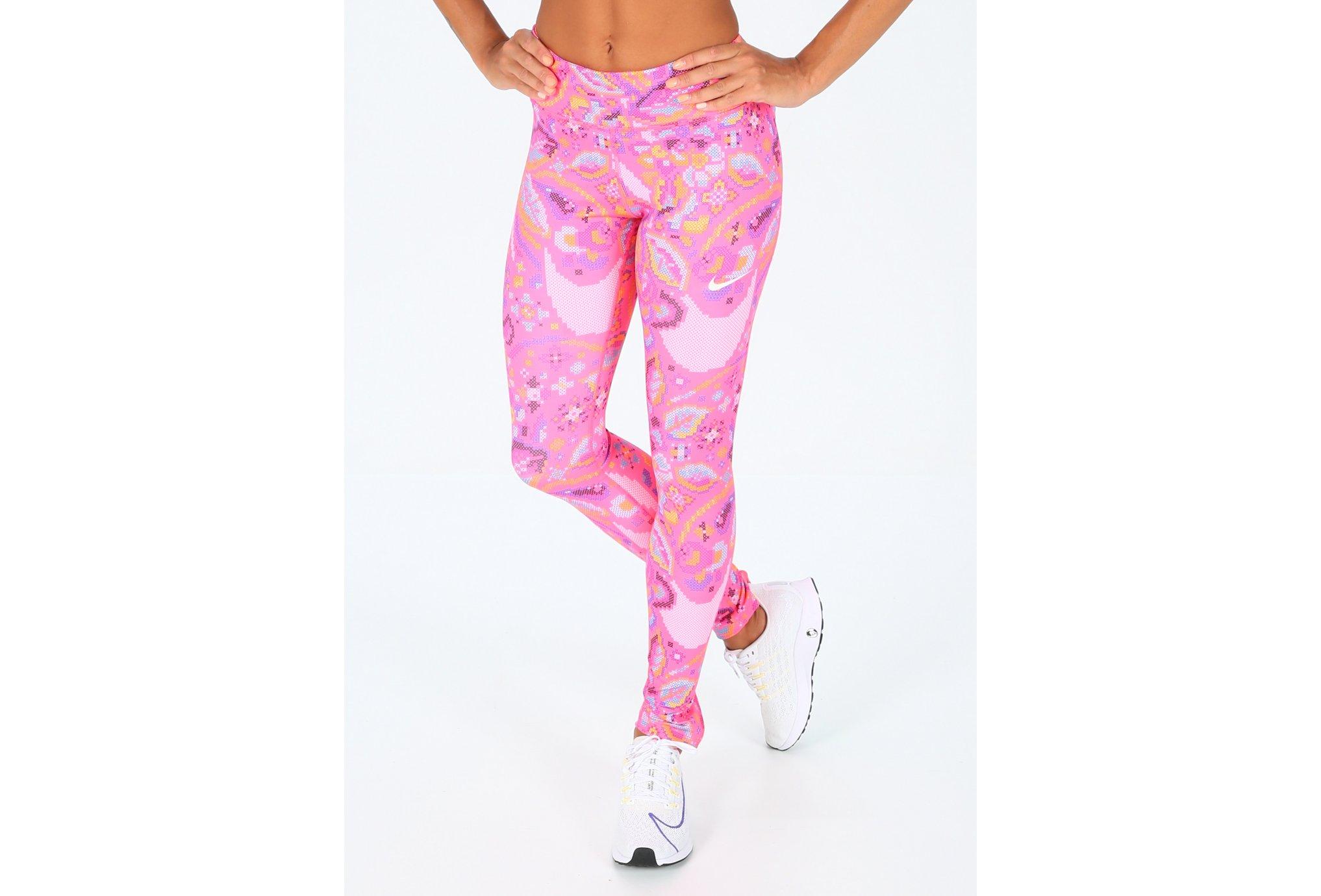 Nike Fast Printed W Diététique Vêtements femme