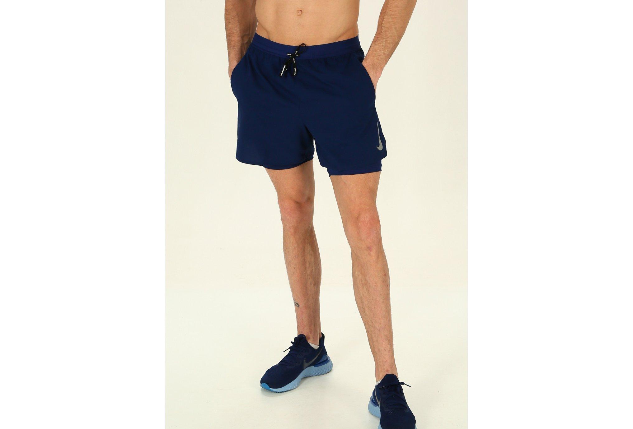 Nike Flex Stride 2 en 1 M vêtement running homme
