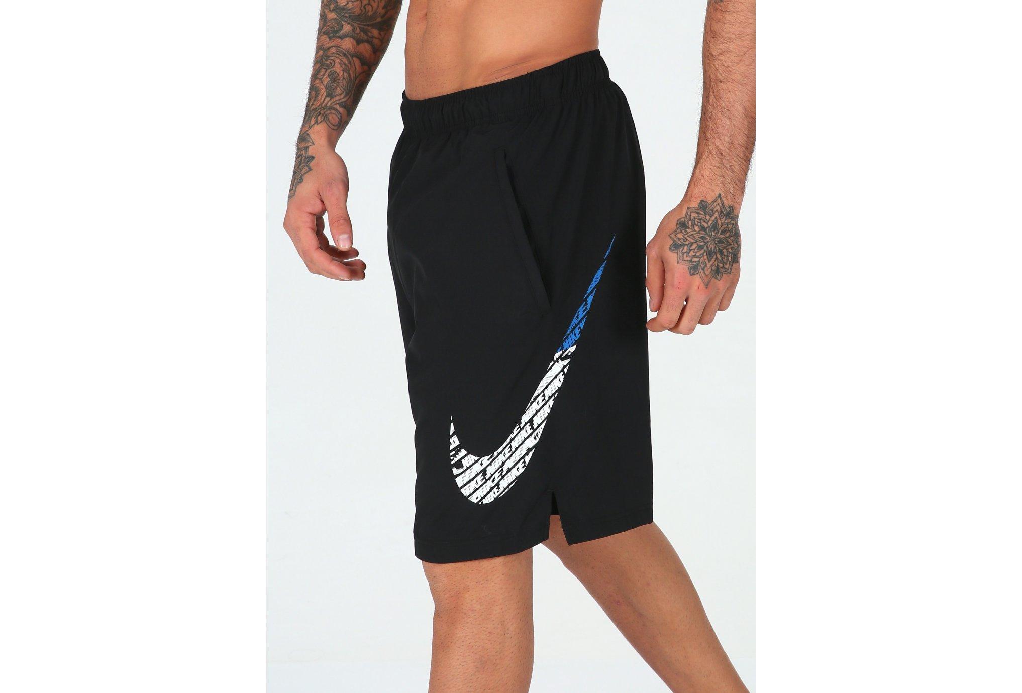 Nike Flex Woven 2.0 GFX M vêtement running homme