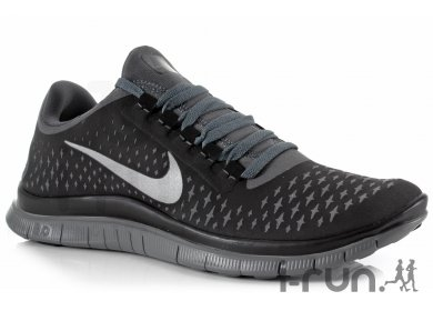 Nike Free 3.0 V4 M pas cher - Chaussures homme running Route en promo 75f74477f7