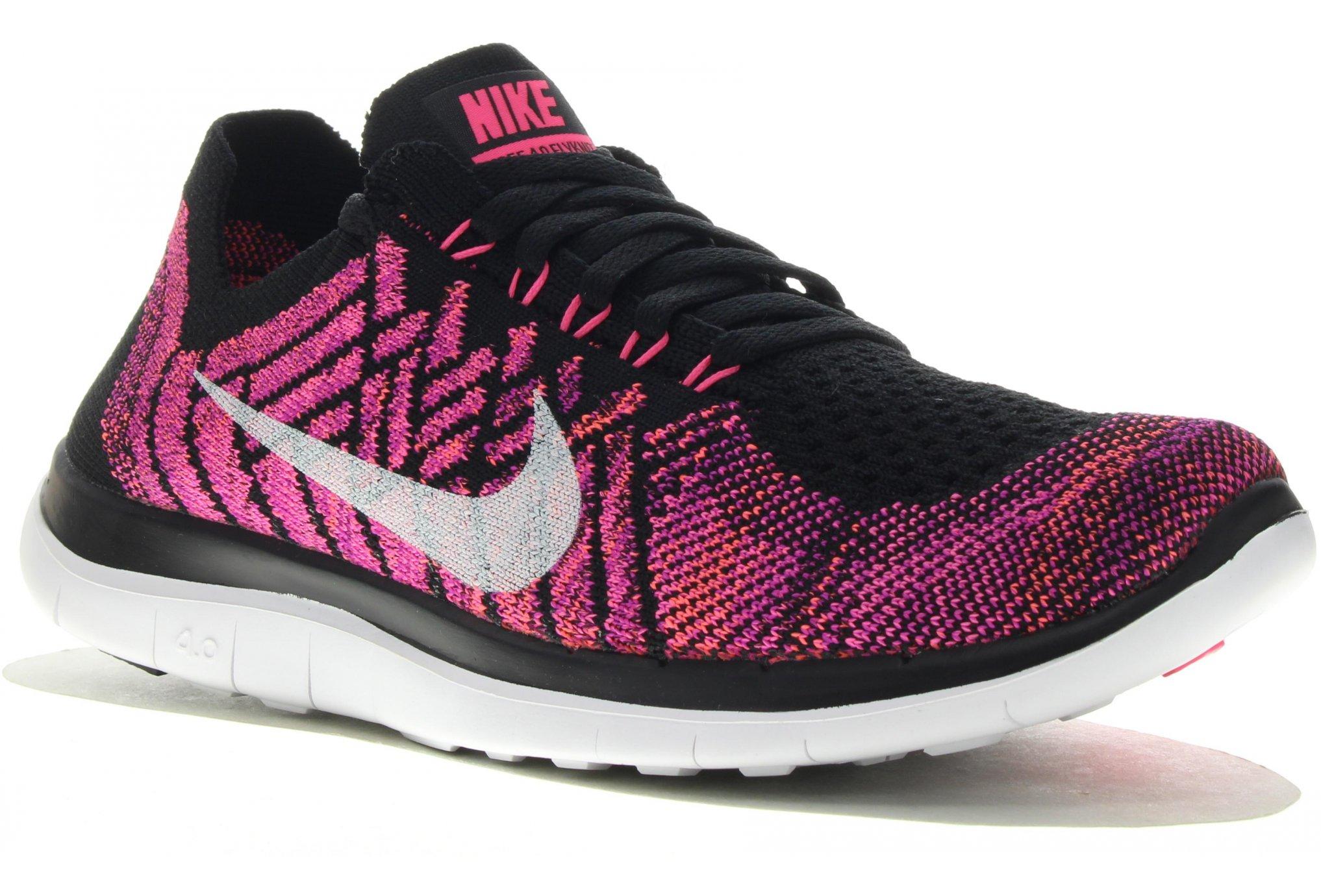 Nike Free 4.0 Flyknit W Diététique Chaussures femme