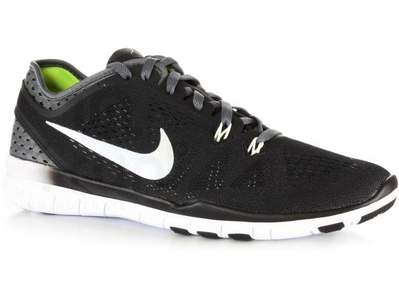 Nike FREE TRAINER 5.0 FIT BREATHE W Noir 3bb0OCknd