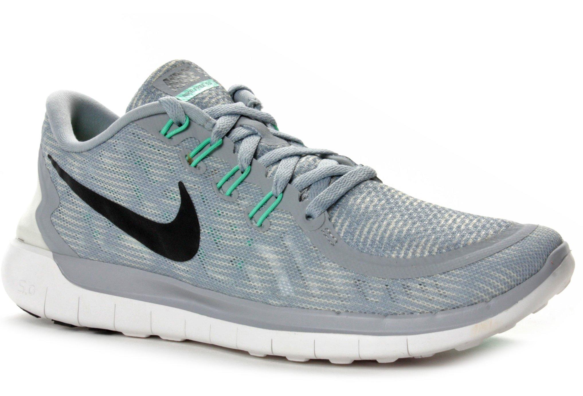 Nike Free 5.0 Print W Diététique Chaussures femme