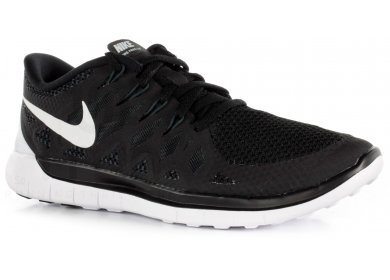 chaussures de sport 10162 6db35 coupon code for nike free run 5.0 noir and blanc femmes plus ...