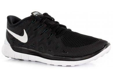 online retailer 6adce 9b328 Nike Free 5.0 W femme Noir pas cher
