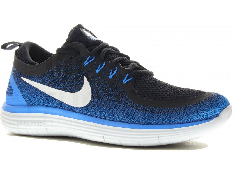 low priced 0d81c 0423b Nike Free RN Distance 2 M homme Bleu pas cher