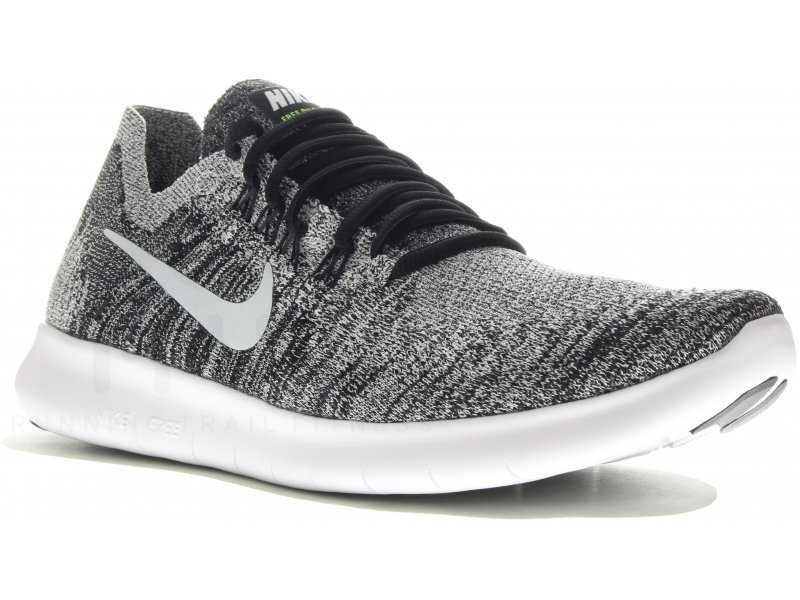Nike Free RN Flyknit 2017 W pas cher - Destockage running Chaussures femme en promo