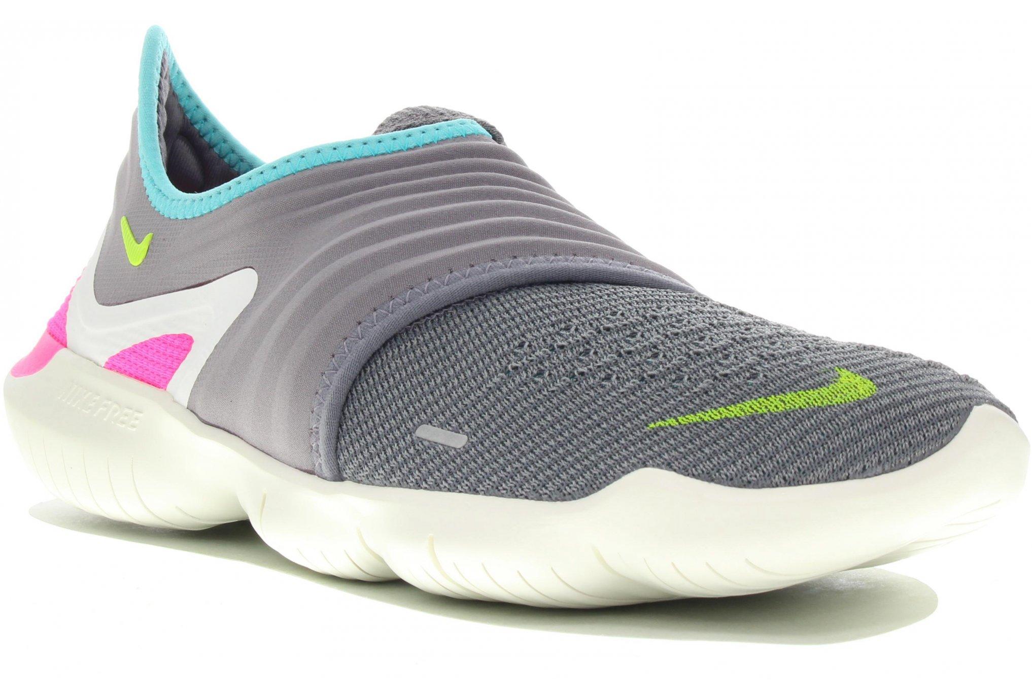 Nike Free RN Flyknit 3.0 W Diététique Chaussures femme