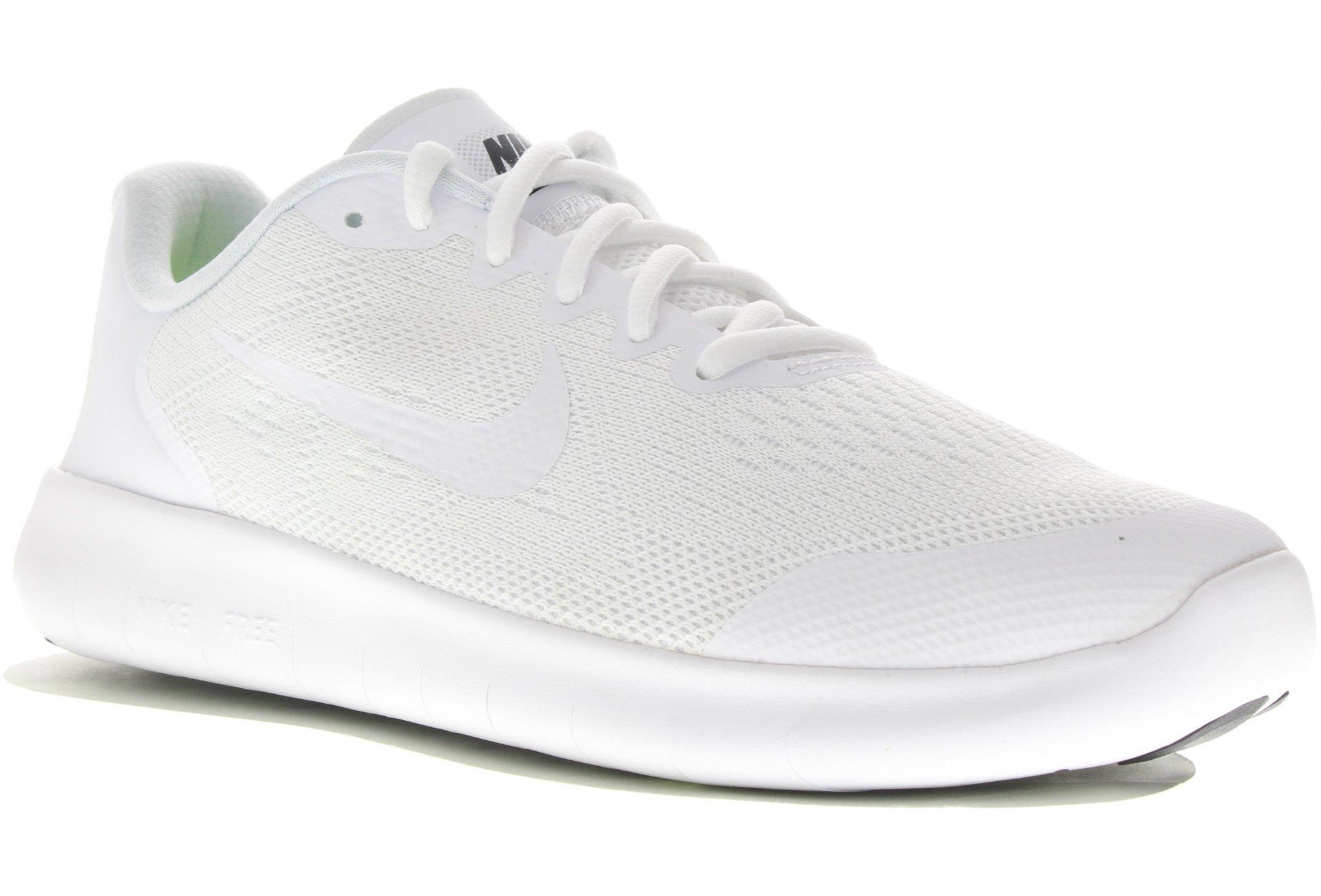 Nike Free RN GS Diététique Chaussures homme