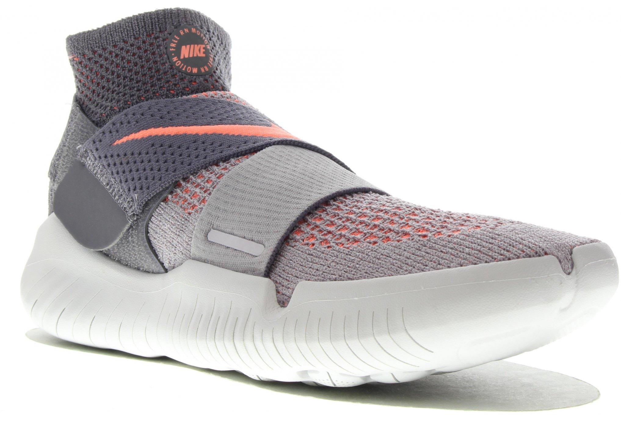 Nike Free RN Motion Flyknit 2018 déstockage running
