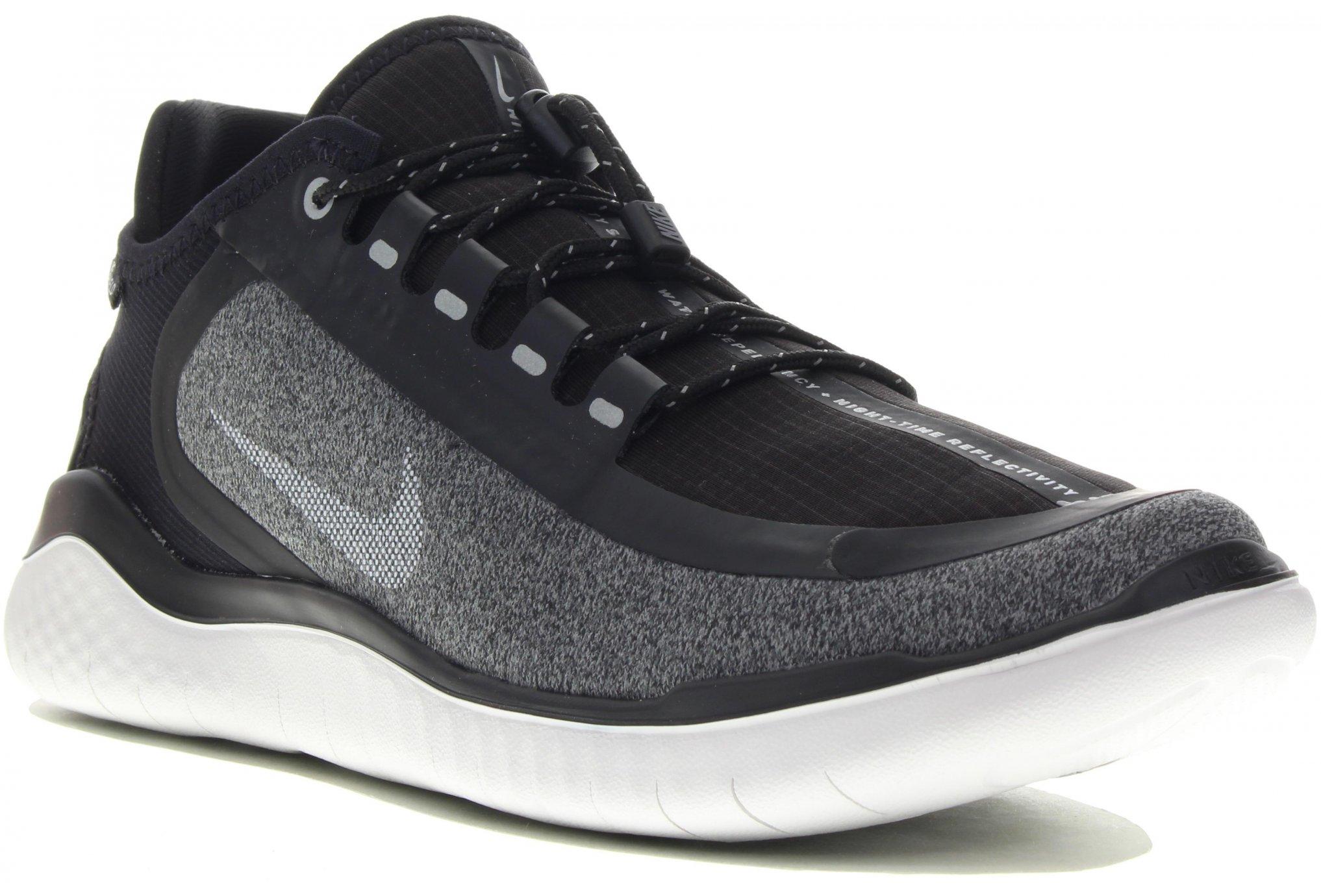 Nike Free RN Shield W Diététique Chaussures femme