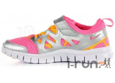 Nike Free cher Run 2 (PSV) pas cher Free Chaussures running femme Nike 4ec79d