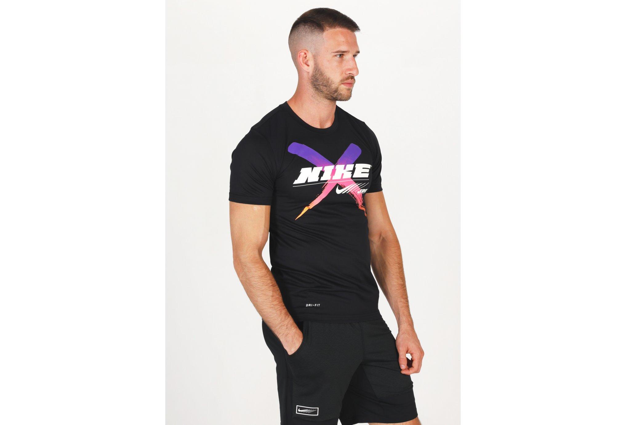 Nike Graphic M vêtement running homme
