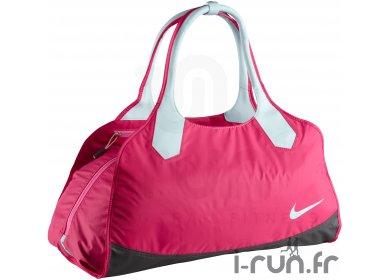 Nike Gym club bag Sami W 3.0 Rose et Gris pas cher - Accessoires ... 9f0b7be136c