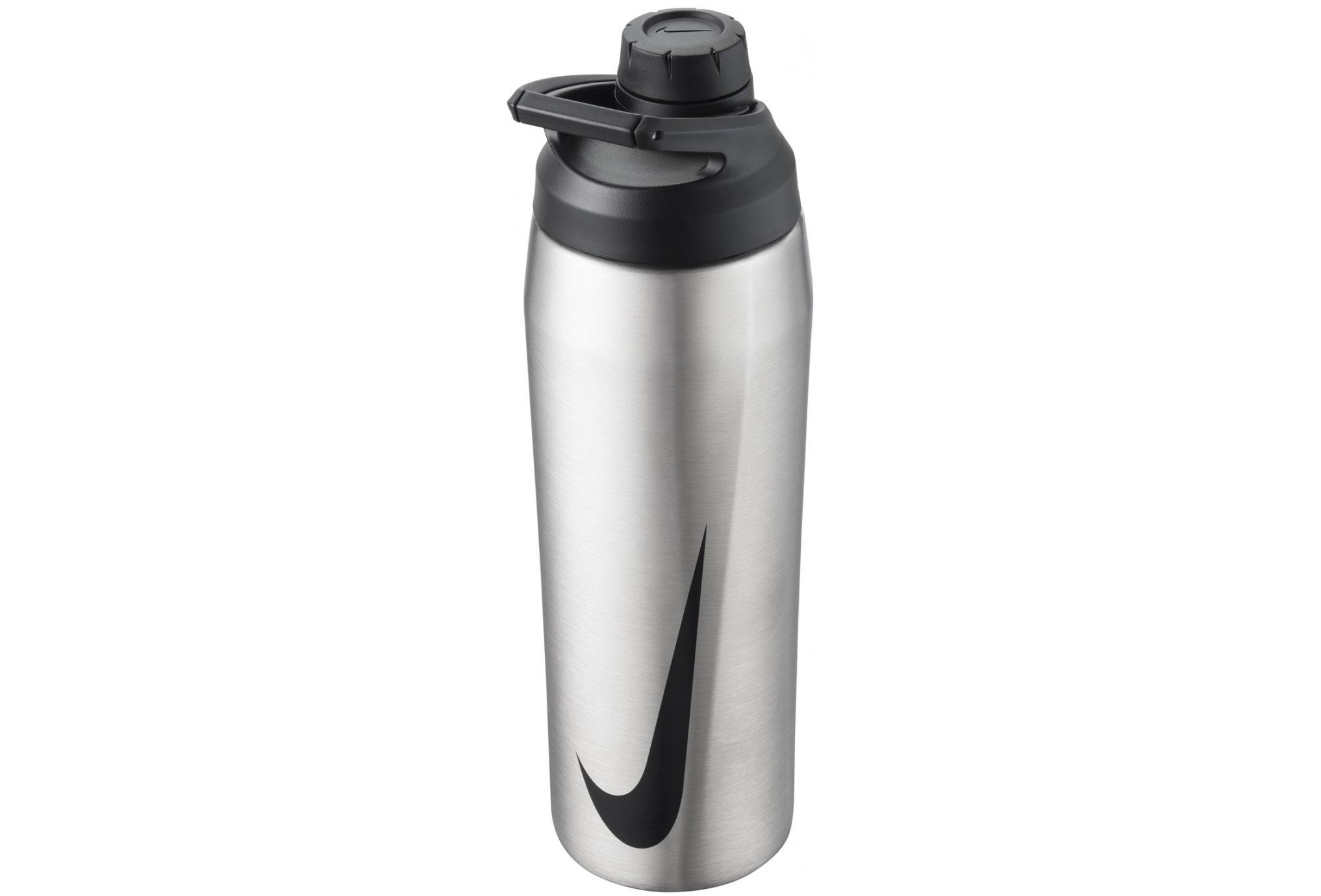 Nike Hypercharge Chug Acier 680 mL Sac hydratation / Gourde