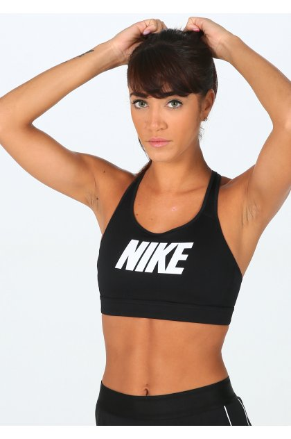 Nike sujetador deportivo Impact Strappy GRX