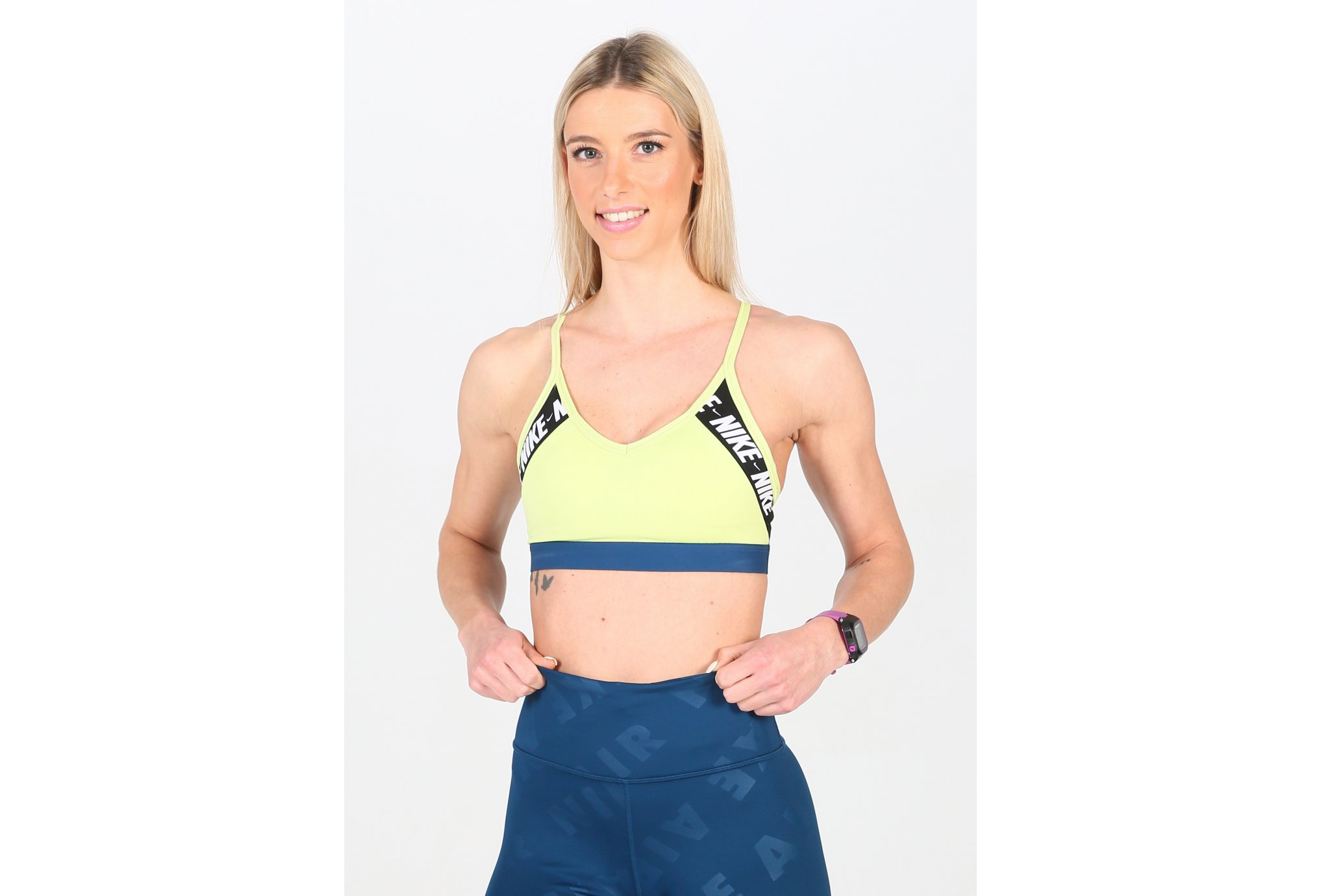 Nike Indy Logo vêtement running femme
