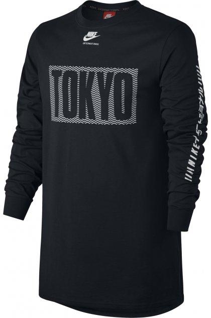 Nike Camiseta manga larga International Tokyo