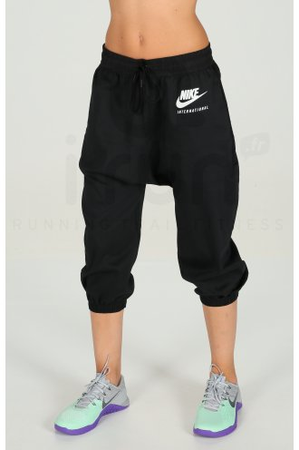 ca81f8dd2a7 Nike International W femme Noir pas cher
