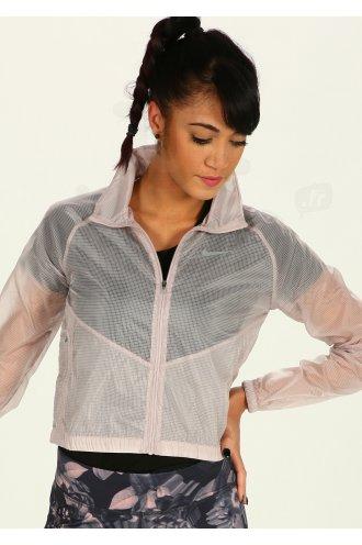 W Cher Femme Pas Vestes Vêtements Transparent Jacket Nike Running xvYpEE