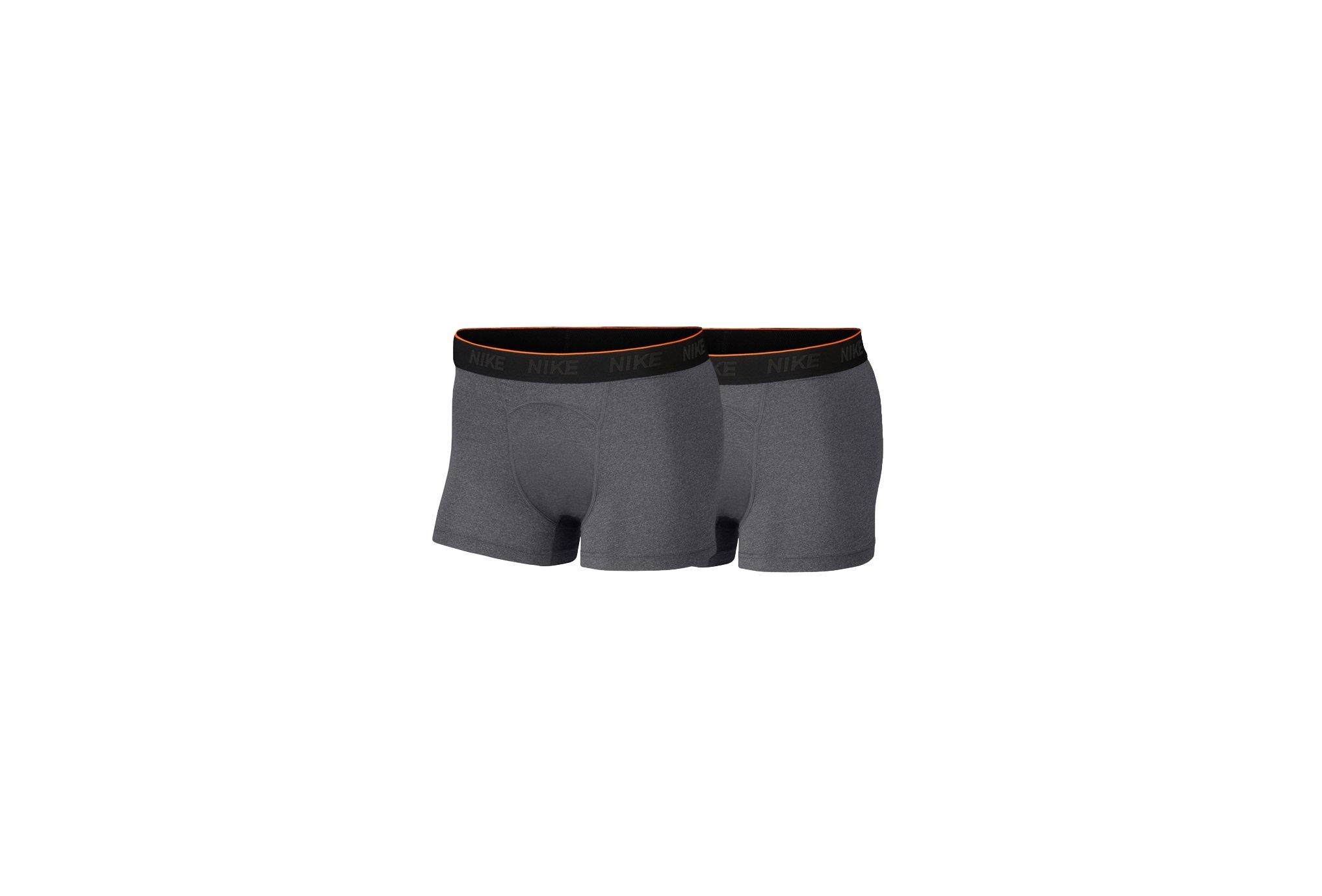 Nike Lot de 2 boxers Brief M vêtement running homme