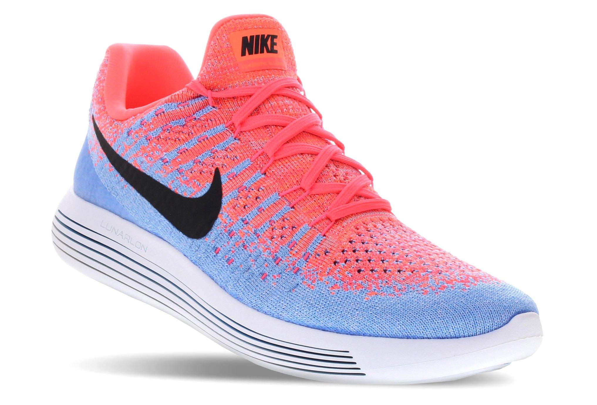 quality design 9bd65 2b752 Nike LunarEpic Low Flyknit 2 W Diététique Chaussures femme