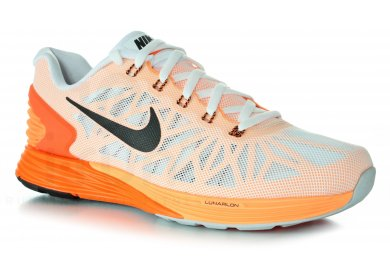 Nike Lunarglide 6 M Pas Cher Chaussures Homme Running Route