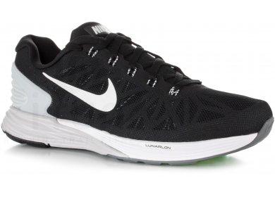 Nike Lunarglide 6 M Pas Cher Destockage Running Chaussures Homme