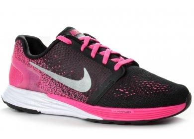 Nike Lunarglide 7 GS pas cher Chaussures running femme running